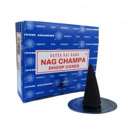 Incienso Cono Nag Champa - Satya