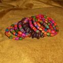 Pulsera brazalete colores