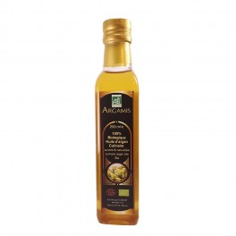 Aceite de Argán Alimentario - Culinario Ecológico Certificado Eco Cert | 250 ml.