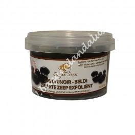 Jabón Negro Tradicional ( Beldi ) Aceituna Negra Hamman Árabe