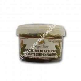 Jabón Negro Tradicional ( Beldi ) Aceite Eucalipto | Hammam Árabe