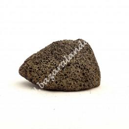 Piedra Pómez Negra Volcánica 100% Natural