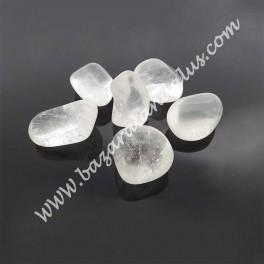 Cuarzo Blanco - Mineral Rodado de Cuarzo Blanco Pequeño -  Calidad Extra