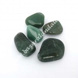 Cuarzo Verde - Mineral Rodado de Cuarzo Verde Grande
