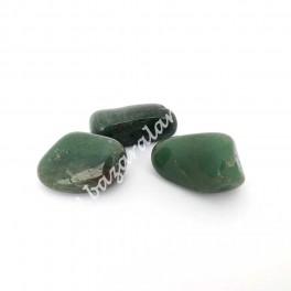 Cuarzo Verde - Mineral Rodado de Cuarzo Verde Mediano
