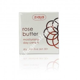 Crema de Día con Rosa Mosqueta - Hidratante