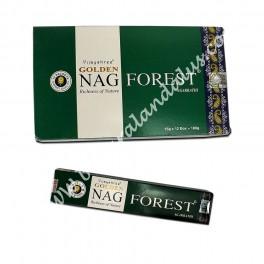 Golden Nag Forest Incienso Varilla - Vijayshree - Agarbathi