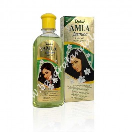Aceite de Amla con Aroma Jazmín - Aceite Capilar Dabur