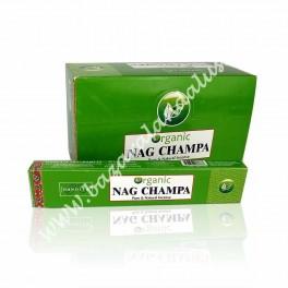 Organic Nag Champa - Nandita - Incienso Puro y Natural