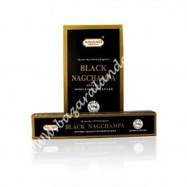 Incienso Black Nag Champa en Varilla - Anand Masala