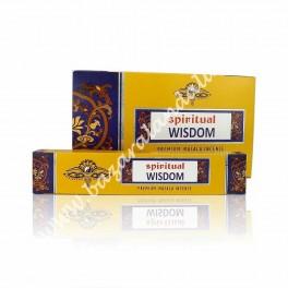 Wisdom Incienso Premium en Varilla - Sabiduría Spiritual