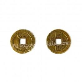 Moneda China - Feng Shui - Suerte y Protección
