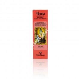 Henna Preparada en Pasta Caoba - Radhe Shyam
