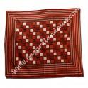 Tela-Tapiz Cubre-Sofa-Cama dibujo India Tribal