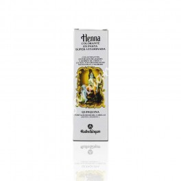 Henna Quinquina en Pasta - Fortalecedor Natural del Cabello