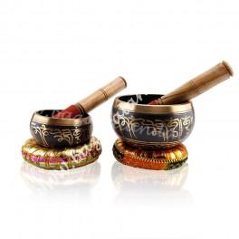 Cuencos Tibetanos - Cantores del Tibet - Pequeño
