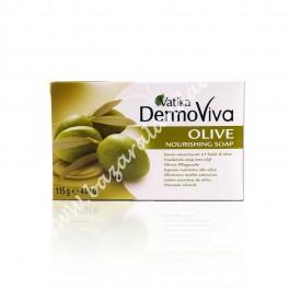 Jabón Nutritivo de Oliva - Vatika Dabur