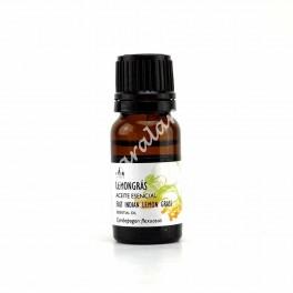 LemonGrás - Aceite Esencial 100 % Puro Biológico