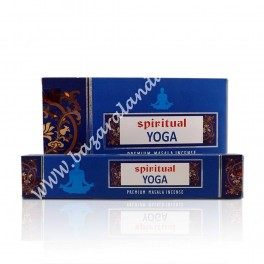 Yoga Incienso Premium Masala - Spiritual Yoga