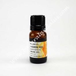Mandarina Roja - Aceite Esencial 100% Puro y Bio