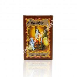 Castaño Oscuro Profundo - Radhe Shyam - Tratamiento