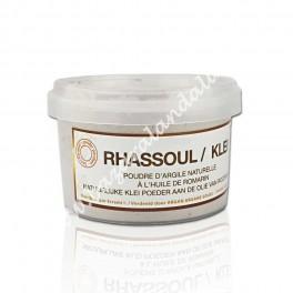 Ghassoul - Rhassoul Natural En Polvo con Romero Aceite Esencial