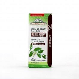 Color Chocolate Cubre Canas a la Henna - Corpore Sano