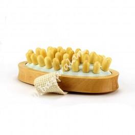 Cepillo Anti Celulitis - Tonificante y Relajante