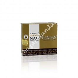 Golden Nag Chandan en Cono - Sándalo