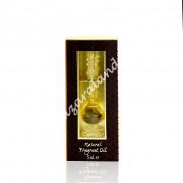 Perfume de Jazmín Natural en Cristal - India