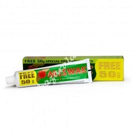 Pasta Dental Miswak Dabur - 120 g + 50 g.