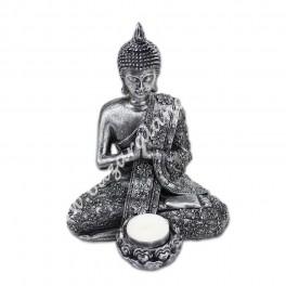 Buda Gautama - Figura Portavela de Resina
