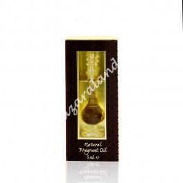 Afrodisía Perfume Natural en Cristal - Fragancia Afrodisíaca