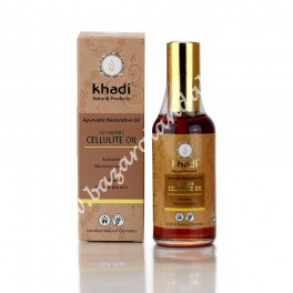 Anticelulítico - Aceite Vegetal Ayurvédico Khadi
