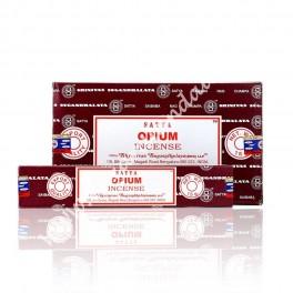Opium - Incienso Varilla para Quemar - Satya