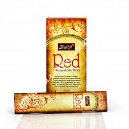 Red - Balaji Incienso en Varilla Agarbathi