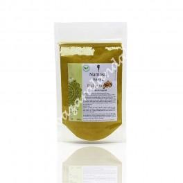 Ruibarbo - 100 g - Puro en Polvo - 100 % Vegetal - Namasté Henna