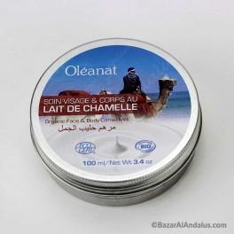 Crema con Leche de Camella - Oléanat Bio
