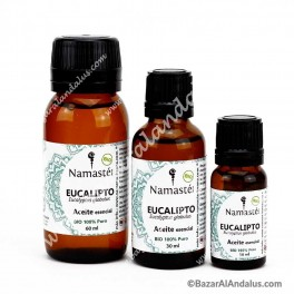 Eucalipto - Aceite Esencial BIO Puro - Calidad Extra