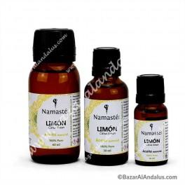 Limón - Aceite Esencial Puro Extra - Namasté