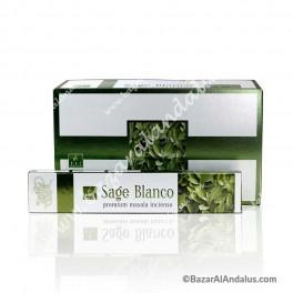 Salvia Blanca - White Sage - Incienso Premium Balaji