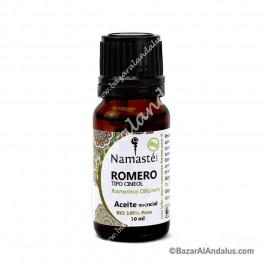 Romero Cineol - Aceite Esencial BIO Puro - Calidad Extra - Namasté