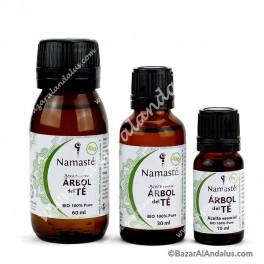 Árbol del Té BIO - Australia - Aceite Esencial Puro  Namasté