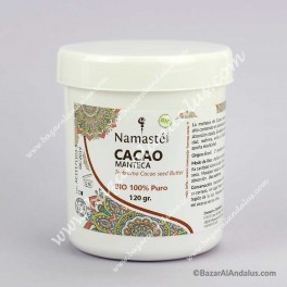 Cacao Manteca BIO - Calidad Extra - Namasté