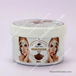 Arcilla Natural Ghassoul - Rhassoul Natural En Polvo | Sin Parabenos