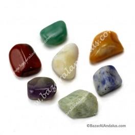 Chakra Mineral Pack de 7 unidades
