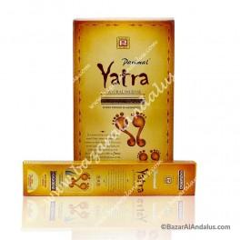 Yatra - Incienso Natural - Parimal India