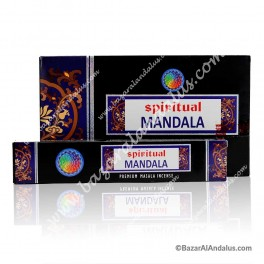 Mandala Incienso Premium Masala - Spiritual Mandala