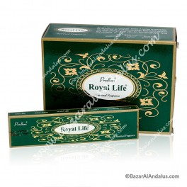 Royal Life - Incienso Varilla 10 g - Pradhan