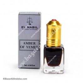 Ambar de Yemen - Perfume Árabe